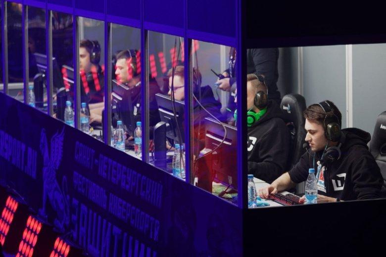 Cyber-Sport Festival w Sankt Petersburgu. Rosja chce w ciągu kilku najbliższych tygodni kontrolnie odciąć się na pewien czas od globalnego internetu.