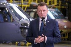 Mariusz Błaszczak. Minister Obrony Narodowej