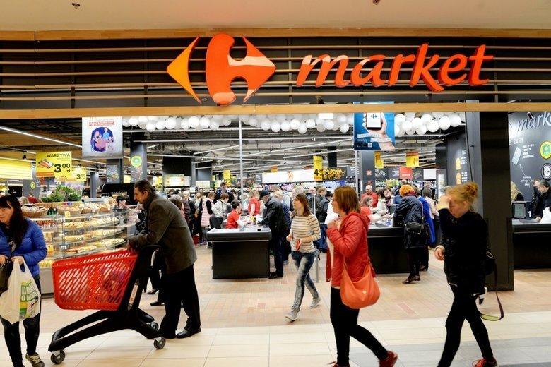 Carrefour otwiera w Warszawie sklep z żywnością bio i ekologiczną