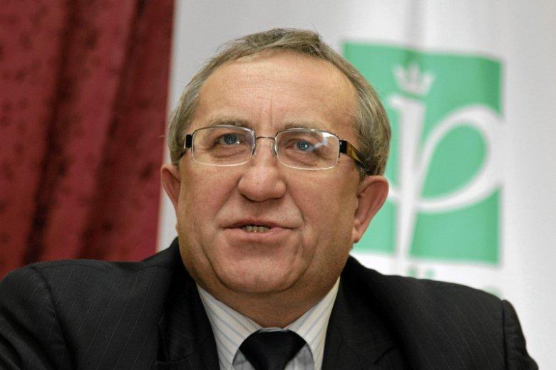 Krzysztof Jałosiński, menedżer, który sprawił, że zakłady w Policach zamiast zostać sprzedane za złotówkę, w ciągu ponad 3 lat zarobiły 250 mln zł.