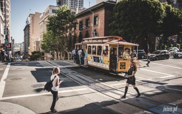 Powell Street – Ikona San Francisco