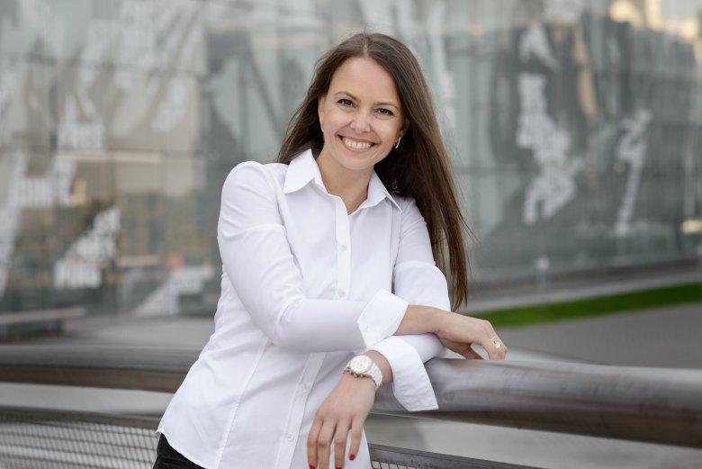 dr Adrianna Lewandowska - Prezes Instytutu Biznesu Rodzinnego