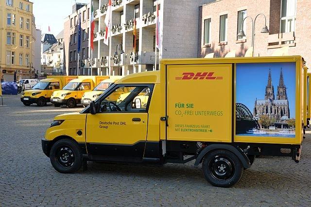 Po Niemczech jeździ już 5000 StreetScooterów. Elektryczne auta dla listonoszy poczta zbudowała sobie sama.