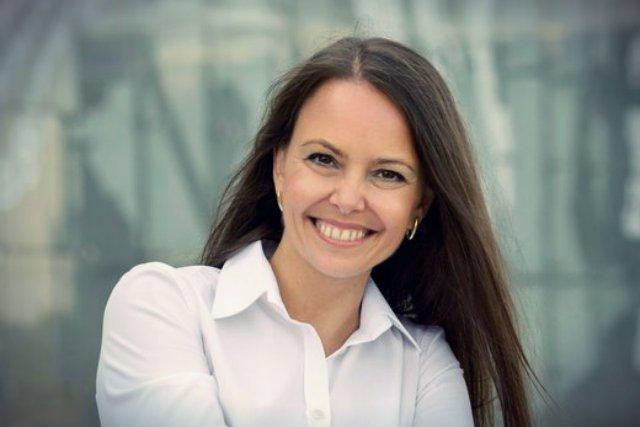 Dr Adrianna Lewandowska z Instytutu Biznesu Rodzinnego