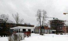 Żoliborz Artystyczny to ekskluzywne osiedle w Warszawie. Mieszkańcy mają jednak problem ze smrodem - prawdopodobnie z bazy MPO