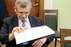 Krzysztof Kwiatkowski, prezes NIK, postuluje, by dać instytucjom większe możliwości karania menedżerów winnych nieprawidłowości.