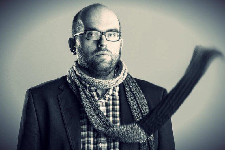 Paweł Jóźwiak-Rodan, reżyser filmu Pielgrzym