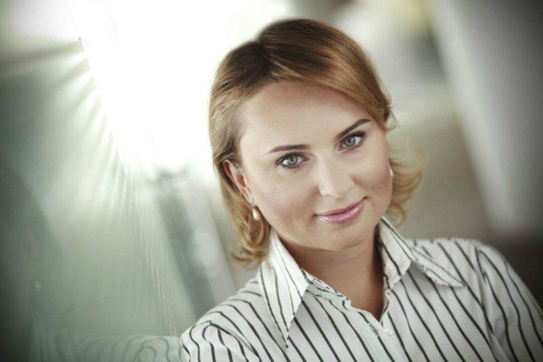 Małgorzata Domaszewicz - kierownik ds. społecznej odpowiedzialności biznesu w Provident Polska