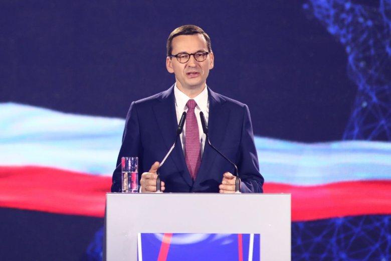 Morawiecki odpowiedział czemu zerowy PIT nie obejmie firm.
