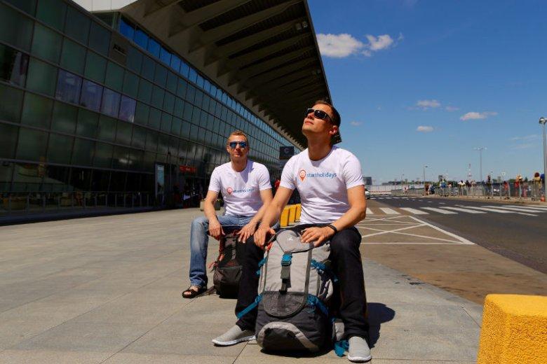 Marcin Grodzicki i Grzegorz Bzówka chcą zmienić branżę turystyczną w Polsce.
