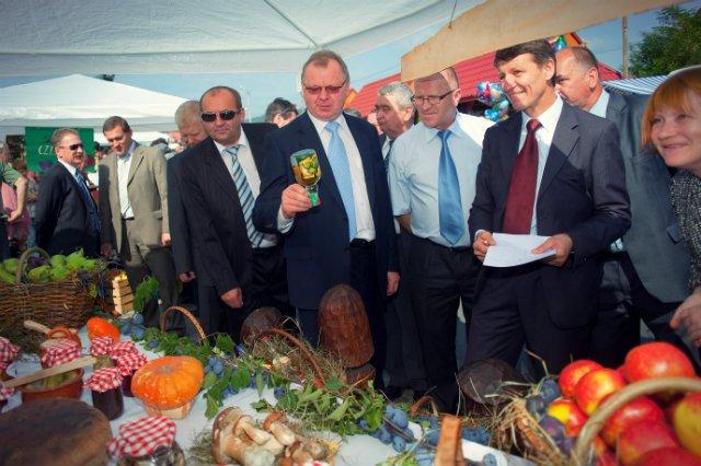 Święto owocobrania w gminie Łącko - kiedyś zwane Świętem śliwowicy