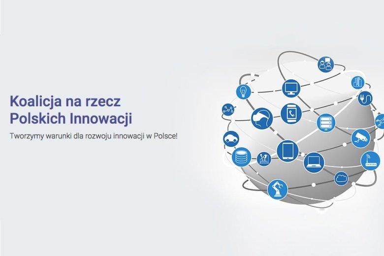 Dziś wystartowała Koalicja na rzecz Polskich Innowacji