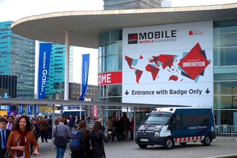 Barcelońskie targi Mobile World Congress to największa na świecie impreza poświęcona mobilnym produktom i usługom.