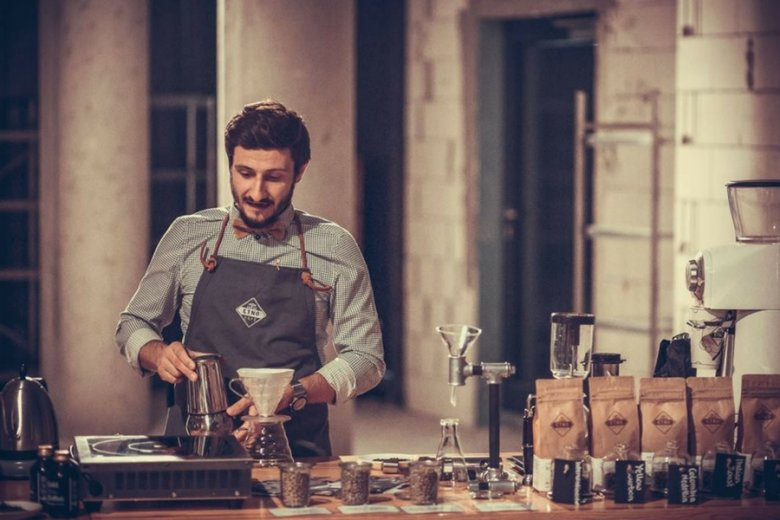 Firmy takie jak Etno Cafe są w awangardzie kraftowej rewolucji na rynku kawy.