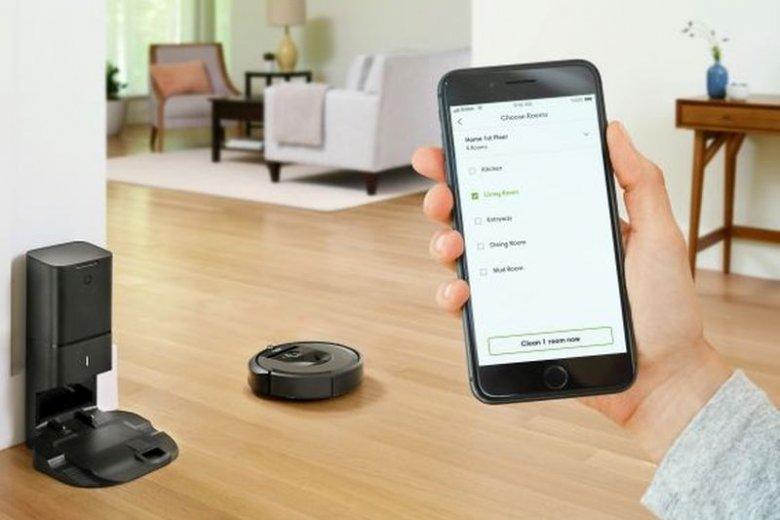 Najnowszy robot odkurzający iRobot Roomba i7+ debiutuje w Polsce