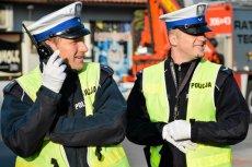 """Policja próbuje znaleźć """"pechowego"""" rabusia z Gdańska."""