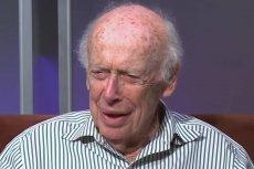 Noblista dr James Watson chce sprzedać nagrodę Nobla, by zarobić na dalsze badania