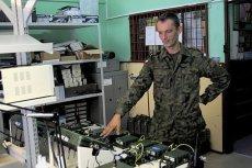 Chorąży Tomasz Robak, najbardziej znany wynalazca w polskim wojsku