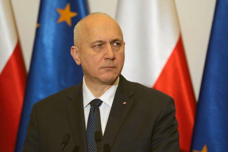 Minister Brudziński nie ucieszy się na pewno z wyroku sądu