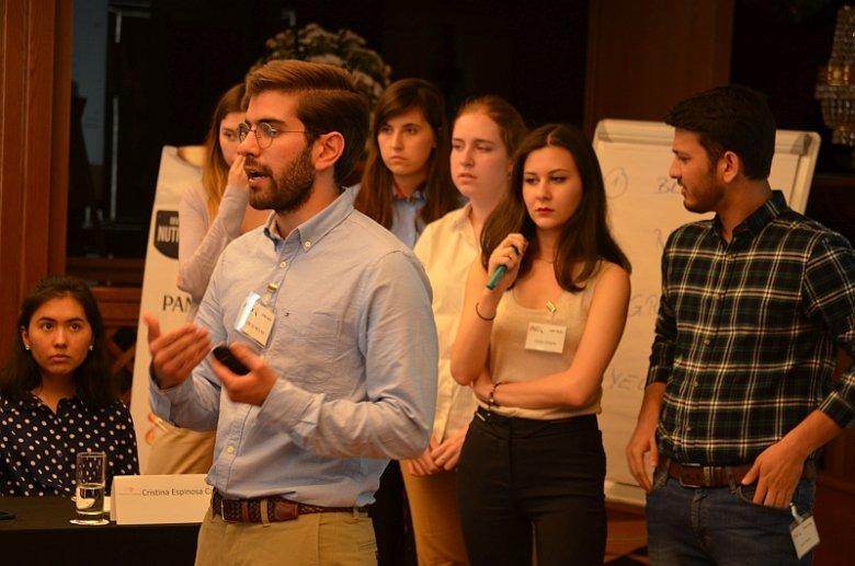 P&G IT Business Challenge. Opracowane rozwiązania uczestnicy wydarzenia prezentowali jurorom i mentorom