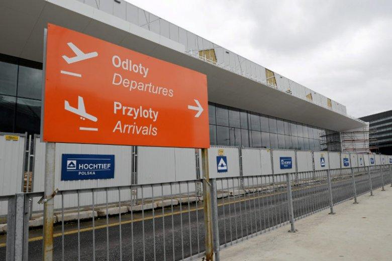 W kwietniu skończy sie remont terminala na Okęciu