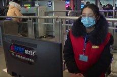 Lotnisko w Wuhan nie obsługuje już nowych pasażerów. Wyloty zostały wstrzymane.