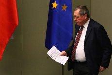 Minister środowiska Jan Szyszko przestrzega polskich i zagranicznych naukowców przed karą finansową za sprzeciw wobec wycinki drzew w Puszczy Białowieskiej