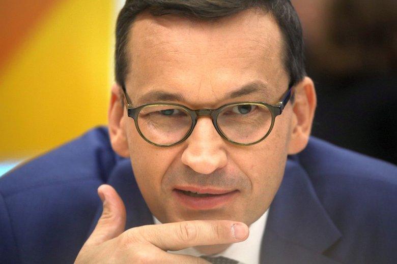 – Zapraszam wszystkich obywateli do ogólnonarodowej burzy mózgów, której tematem będzie woda i jej dostępność – mówił premier Mateusz Morawiecki.
