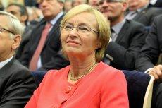 """""""Jeśli myślimy o nowoczesnej gospodarce, musimy postawić na nowatorską naukę i badania"""" - mówi minister Lena Kolarska-Bobińska"""