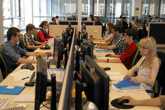 Wydajność Polaków jako pracowników jest jedną z najniższych w Europie.