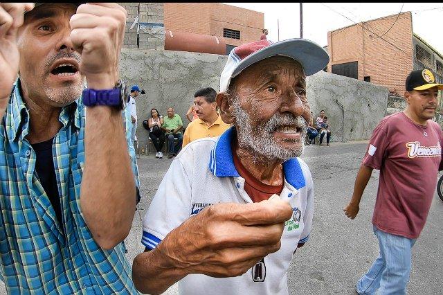 Wenezuela jest dzisiaj na skraju gospodarczej przepaści