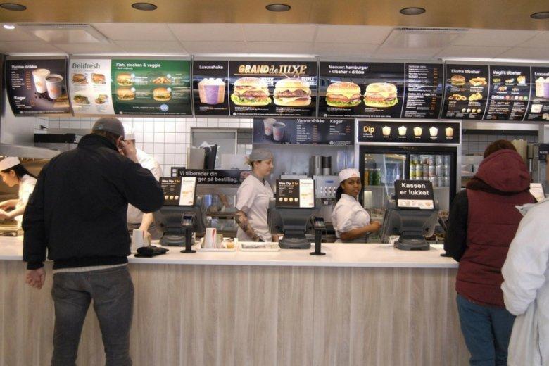 Sieć Max Burgers informuje swoich klientów o tym, jakie skutki dla klimatu i środowiska naturalnego powodują poszczególne jej produkty.