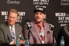 Tyson Fury zremisował z Deontay'em Wilderem w walce o mistrzostwo świata wagi ciężkiej WBC