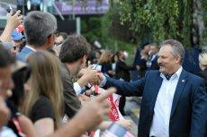 Marek Jakubiak zakłada, że może w drugiej turze wyborów w Warszawie zmierzyć się z Patrykiem Jakim.