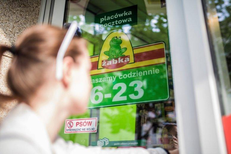 Pierwsze osiem spraw sądowych z inicjatywy PIP, wygrali właściciele sklepów należących do sieci Żabka.