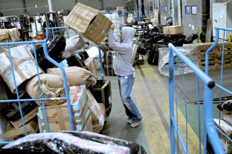 W tym roku firmy kurierskie dostarczą w Polsce o 40 mln paczek więcej niż w poprzednim.