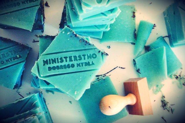 Ministerstwo Dobrego Mydła używa do produkcji swoich ekokosmetyków wyłącznie naturalnych surowców.