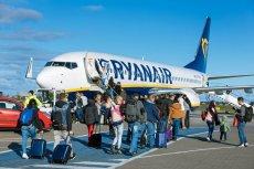 Pasażerowie Ryanaira utknęli w samolocie na 6 godzin.