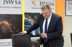 Prezes JSW Edward Szlęk podał się do dymisji. Dlaczego i kto go zastąpi?
