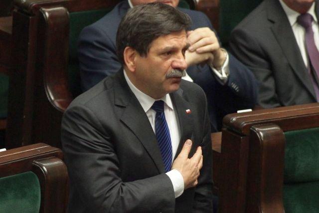 """Janusz Śniadek, poseł PiS, kiedy szef NSZZ """"Solidarność"""""""