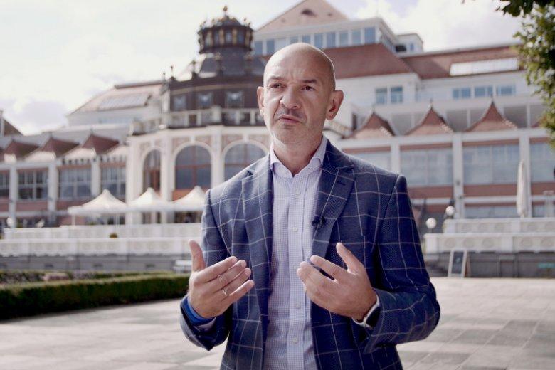 Tomasz Niebylski, Dyrektor Rozwoju Sprzedaży, SAP Polska