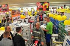 Pracownicy Biedronki chcą lepszych warunków pracy