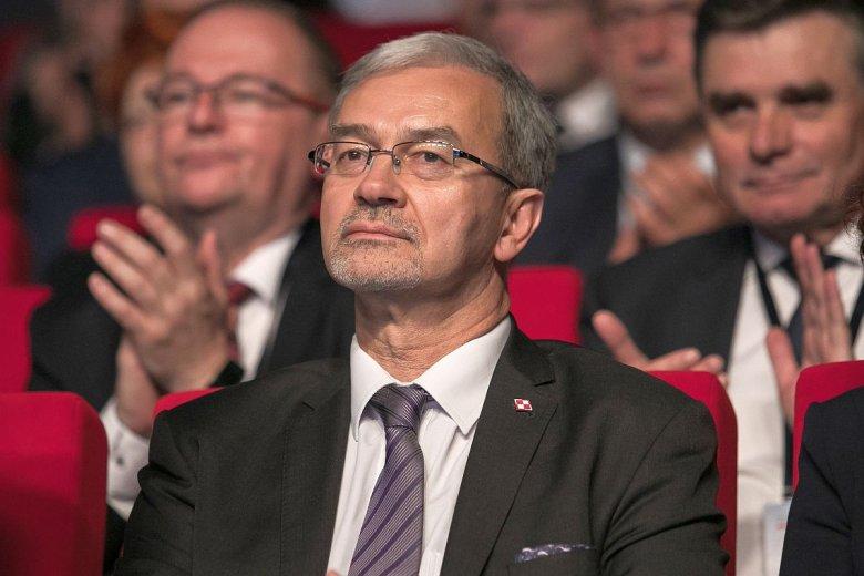 Nowy minister finansów i stary minister inwestycji i rozwoju Jerzy Kwieciński. W rządzie debiutował jeszcze u Donalda Tuska.