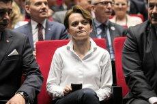 Minister przedsiębiorczości i technologii Jadwiga Emilewicz zagroziła podaniem się do dymisji jeśli zniesiony zostanie limit składek ZUS.