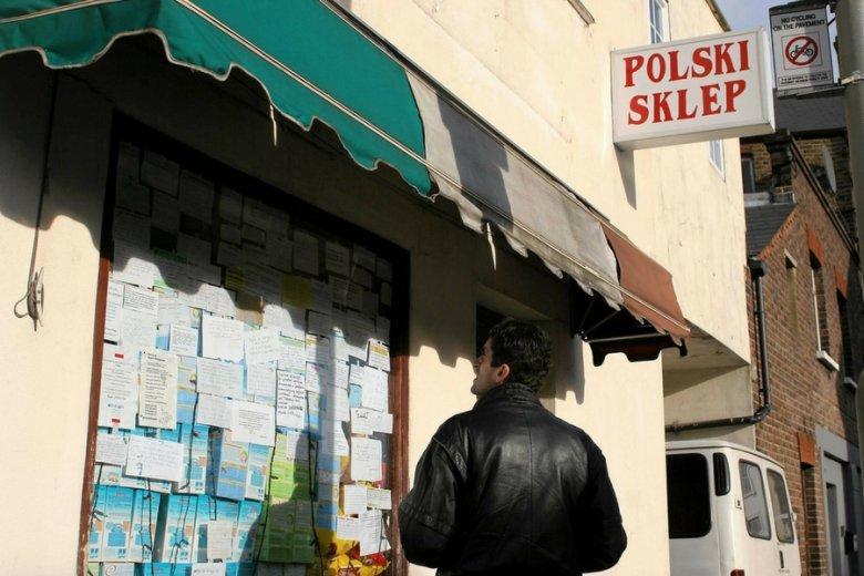 Na Wyspach mieszka dziś około miliona Polaków. Olbrzymia większość z nich tęskni za rodzimymi wiktuałami.