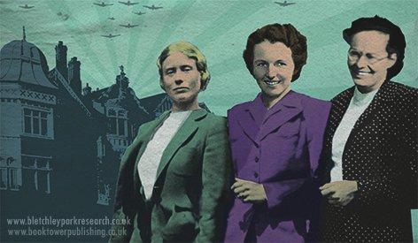 """Ilustracja do książki """"Women Codebreakers"""" Kerry Howard (premiera styczeń 2015)."""