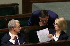 """Ministerstwo finansów utrzymywało, że zmiana ma """"charakter legislacyjny""""."""