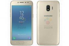 Samsung Galaxy J2 ma być wyjątkowo tani. Ale specyfikacją nie zwali z nóg.