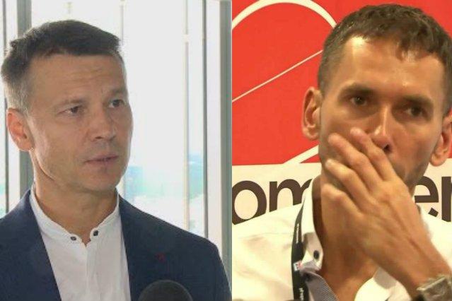 Cezary Smorszczewski i Tomasz Czechowicz.