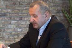 Założyciel Konspolu, jeden z najbogatszych Polaków, Kazimierz Pazgan.